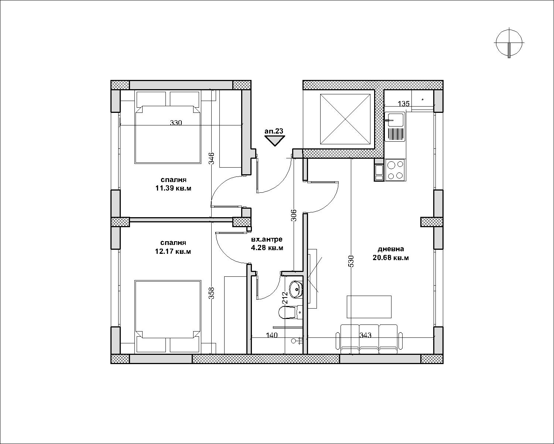 MariaLuisa_Apartment_Б23