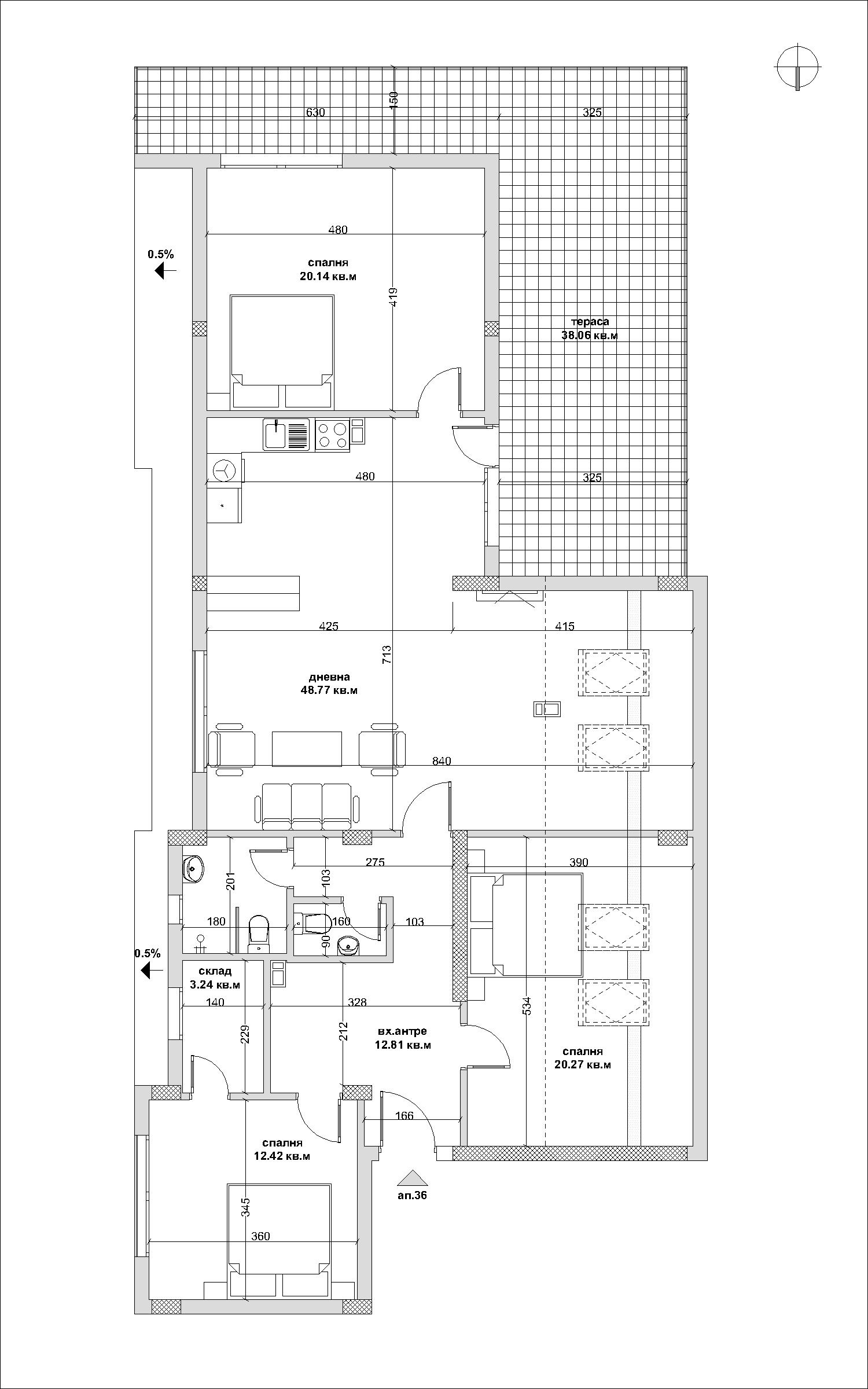 MariaLuisa_Apartment_Б36